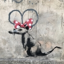 Banksy Mai 1968 Rat in Paris