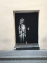 Banksy Bataclan Tribute in Paris